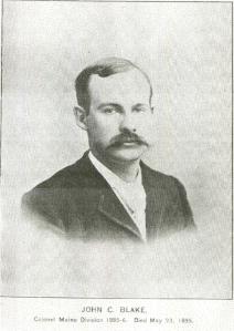 BLAKE-JOHN CARROLL-POR