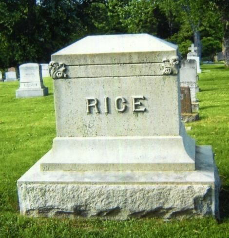 RICE-CHARLES H-CEM1