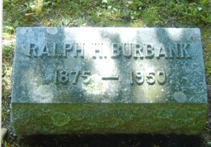 BURBANK-RALPH H-CEM