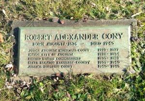 CONY-ROBERT ALEXANDER-CEM