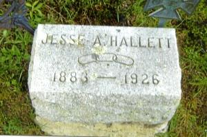 HALLETT-JESSIE A-CEM
