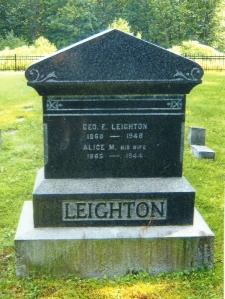 LEIGHTON-GEORGE E-CEM