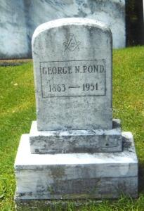 POND-GEORGE N-CEM