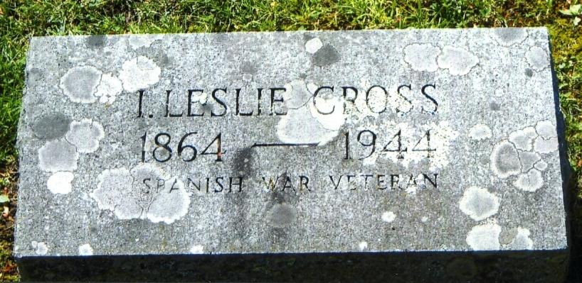 CROSS-I LESLIE-CEM1
