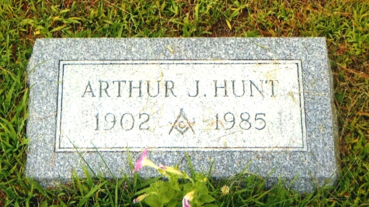 HUNT-ARTHUR J-CEM1