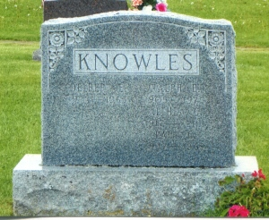KNOWLES-RALPH EDWIN-CEM