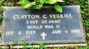 VERRILL-CLAYTON C-CEM