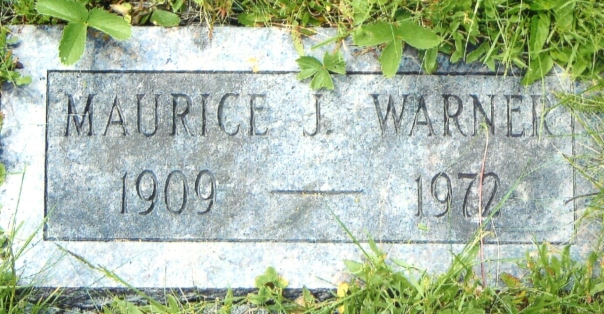 WARNER-MAURICE J-CEM1