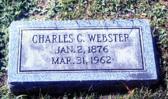 WEBSTER-CHARLES C-CEM1