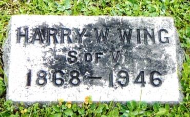 WING-HARRY WYMAN-CEM1
