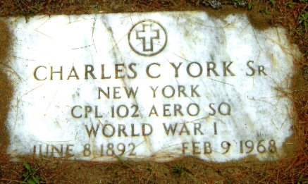 YORK-CHARLES C-CEM1